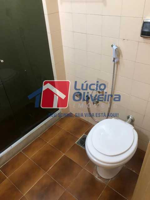 10 banheiro social - Apartamento à venda Rua São Francisco Xavier,São Francisco Xavier, Rio de Janeiro - R$ 215.000 - VPAP21482 - 13