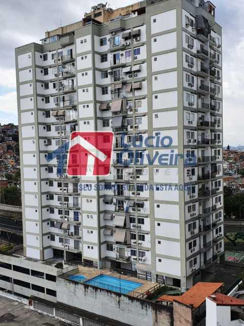 12 fachada - Apartamento à venda Rua São Francisco Xavier,São Francisco Xavier, Rio de Janeiro - R$ 215.000 - VPAP21482 - 15
