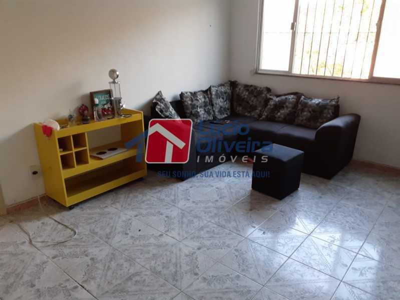sala 2 - Casa à venda Rua Godofredo Silva,Vila Kosmos, Rio de Janeiro - R$ 245.000 - VPCA20281 - 1