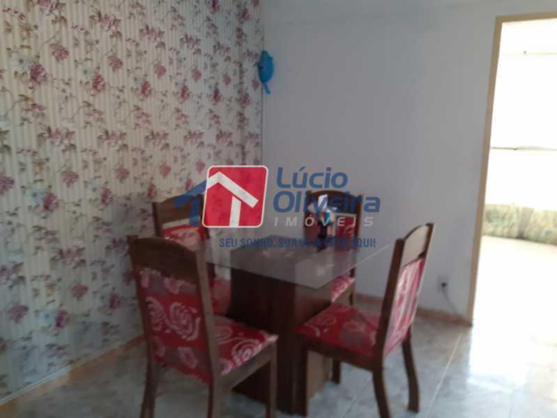 sala4 - Casa à venda Rua Godofredo Silva,Vila Kosmos, Rio de Janeiro - R$ 245.000 - VPCA20281 - 5
