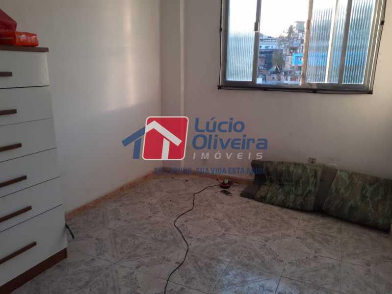 quarto - Casa à venda Rua Godofredo Silva,Vila Kosmos, Rio de Janeiro - R$ 245.000 - VPCA20281 - 7