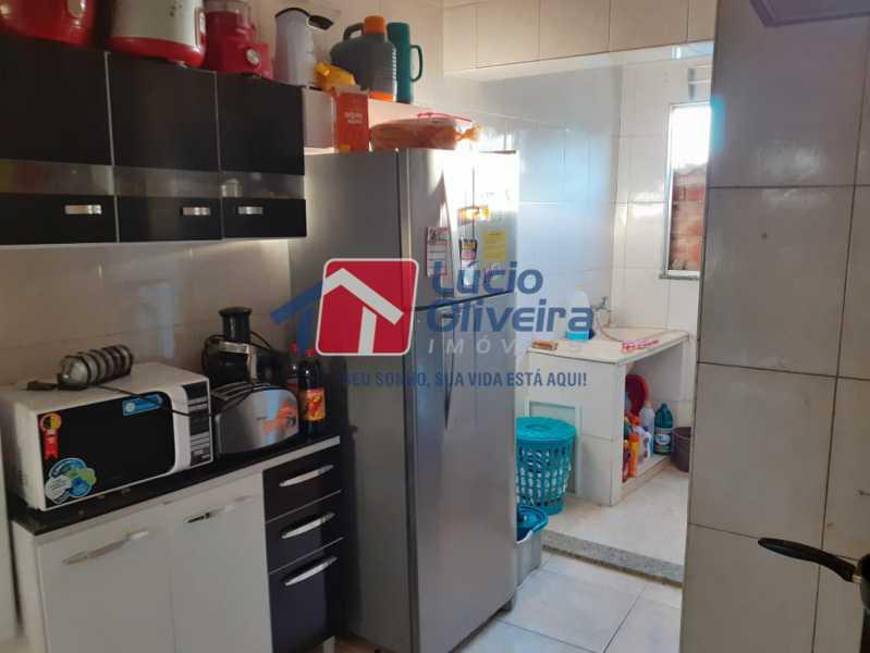 cozinha - Casa à venda Rua Godofredo Silva,Vila Kosmos, Rio de Janeiro - R$ 245.000 - VPCA20281 - 8