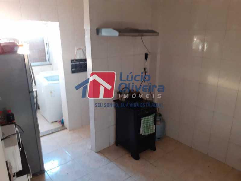 cozinha2 - Casa à venda Rua Godofredo Silva,Vila Kosmos, Rio de Janeiro - R$ 245.000 - VPCA20281 - 9