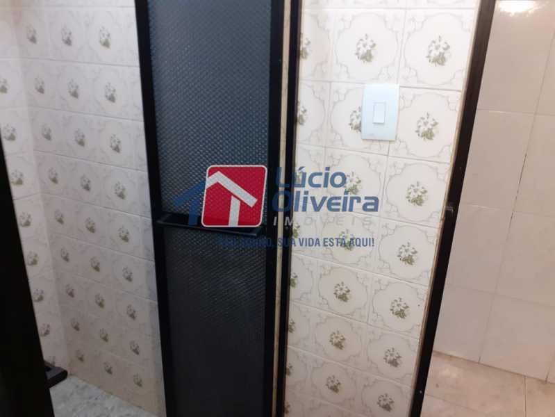 banheiro - Casa à venda Rua Godofredo Silva,Vila Kosmos, Rio de Janeiro - R$ 245.000 - VPCA20281 - 10