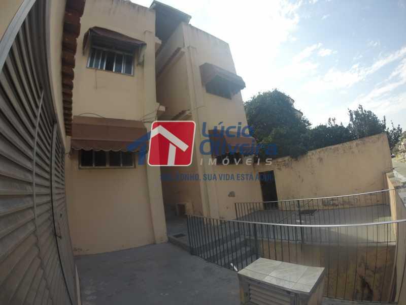01- Prédio Kitnets 1 - Casa à venda Rua Tarira,Vicente de Carvalho, Rio de Janeiro - R$ 1.365.000 - VPCA50032 - 1