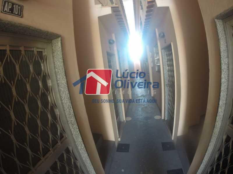 03- Corredde Acesso - Casa à venda Rua Tarira,Vicente de Carvalho, Rio de Janeiro - R$ 1.365.000 - VPCA50032 - 4