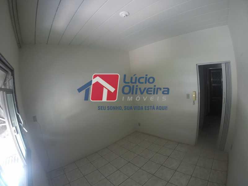 05- Quarto Kitnet - Casa à venda Rua Tarira,Vicente de Carvalho, Rio de Janeiro - R$ 1.365.000 - VPCA50032 - 6