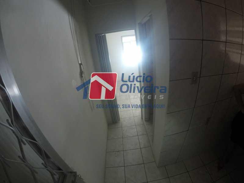 06- Circulação Kitnet - Casa à venda Rua Tarira,Vicente de Carvalho, Rio de Janeiro - R$ 1.365.000 - VPCA50032 - 7