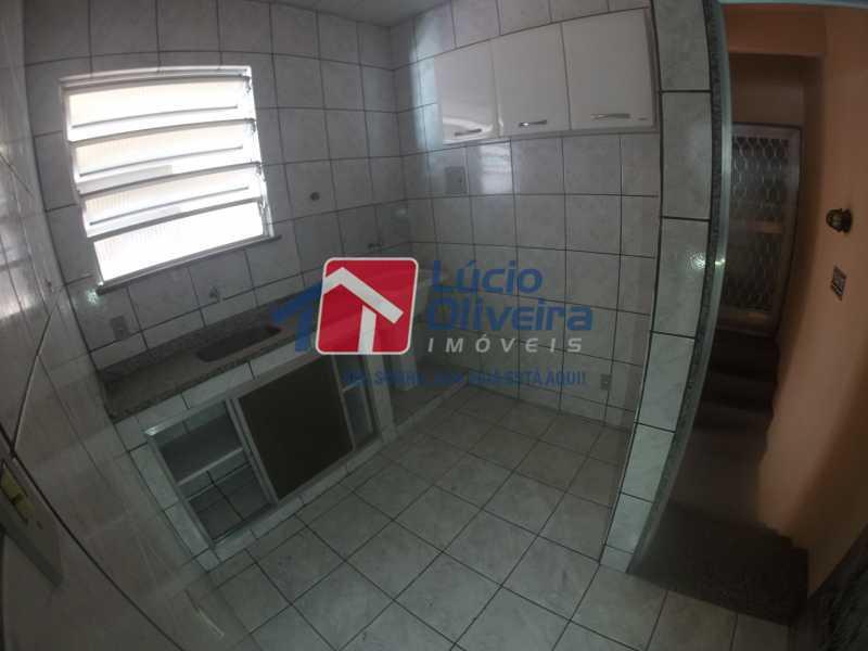 07- Cozinha Kitnet - Casa à venda Rua Tarira,Vicente de Carvalho, Rio de Janeiro - R$ 1.365.000 - VPCA50032 - 8
