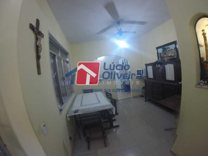 08- Sala Casa - Casa à venda Rua Tarira,Vicente de Carvalho, Rio de Janeiro - R$ 1.365.000 - VPCA50032 - 9