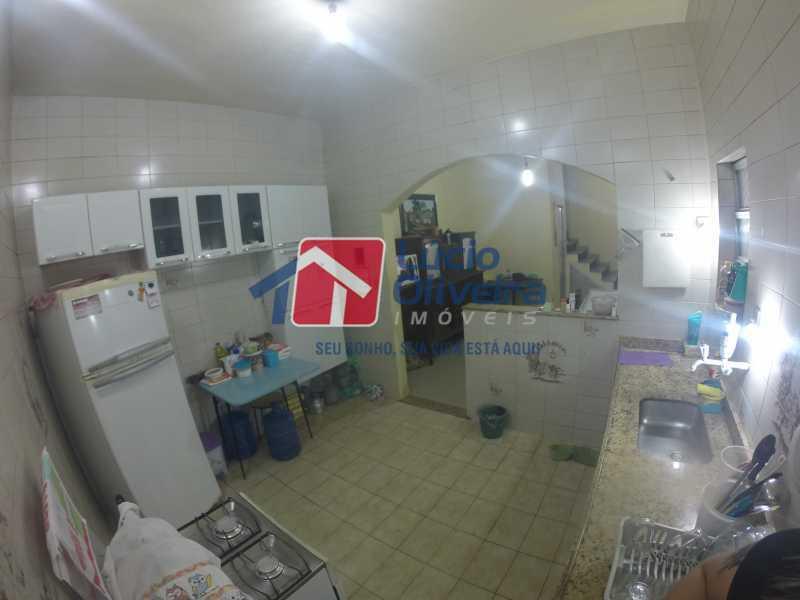 09- Cozinha Casa - Casa à venda Rua Tarira,Vicente de Carvalho, Rio de Janeiro - R$ 1.365.000 - VPCA50032 - 10