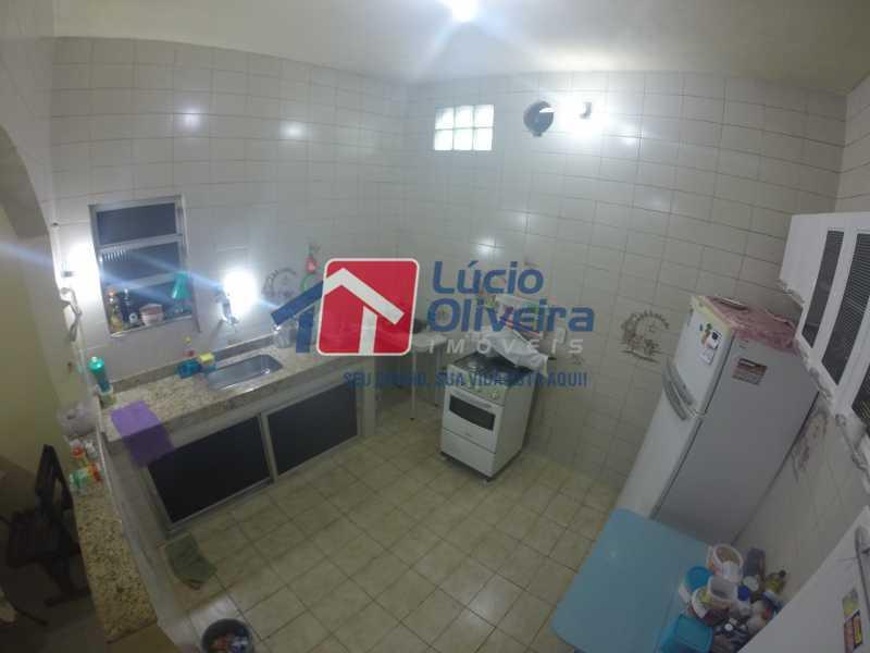 10- Cozinha Casa - Casa à venda Rua Tarira,Vicente de Carvalho, Rio de Janeiro - R$ 1.365.000 - VPCA50032 - 11