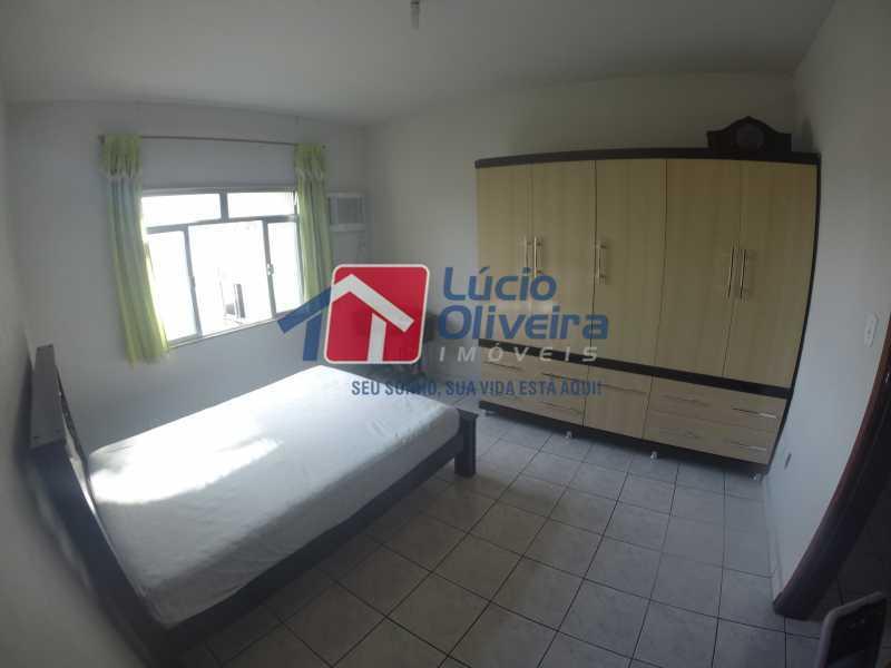 13- Quarto C. - Casa à venda Rua Tarira,Vicente de Carvalho, Rio de Janeiro - R$ 1.365.000 - VPCA50032 - 14