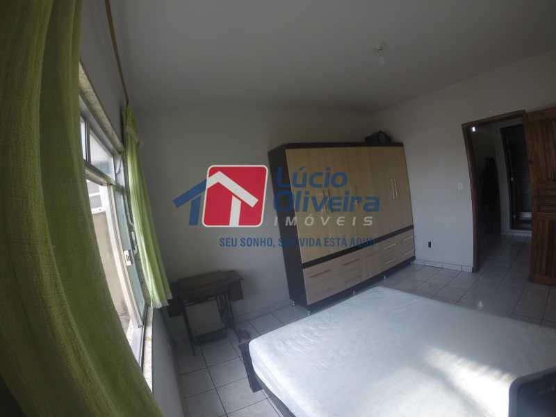 14- Quarto C. - Casa à venda Rua Tarira,Vicente de Carvalho, Rio de Janeiro - R$ 1.365.000 - VPCA50032 - 15