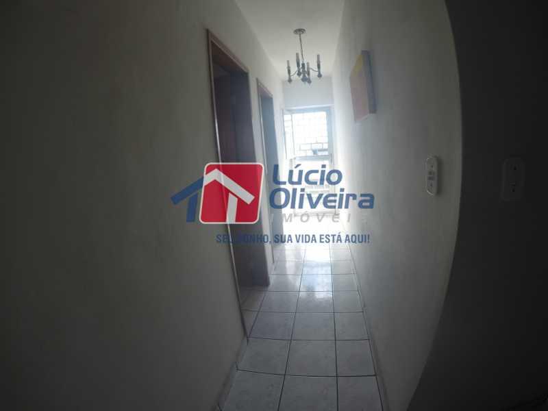 17- Circulação Segundo Andar - Casa à venda Rua Tarira,Vicente de Carvalho, Rio de Janeiro - R$ 1.365.000 - VPCA50032 - 17