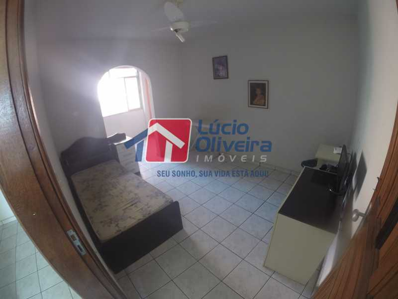 18- Quarto S. - Casa à venda Rua Tarira,Vicente de Carvalho, Rio de Janeiro - R$ 1.365.000 - VPCA50032 - 18