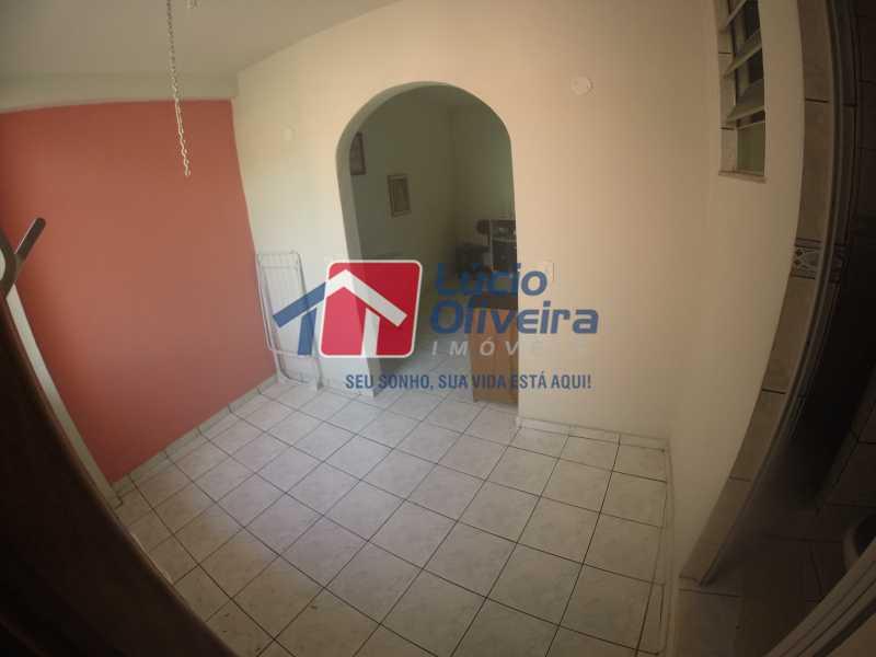 23- Escritorio - Casa à venda Rua Tarira,Vicente de Carvalho, Rio de Janeiro - R$ 1.365.000 - VPCA50032 - 23
