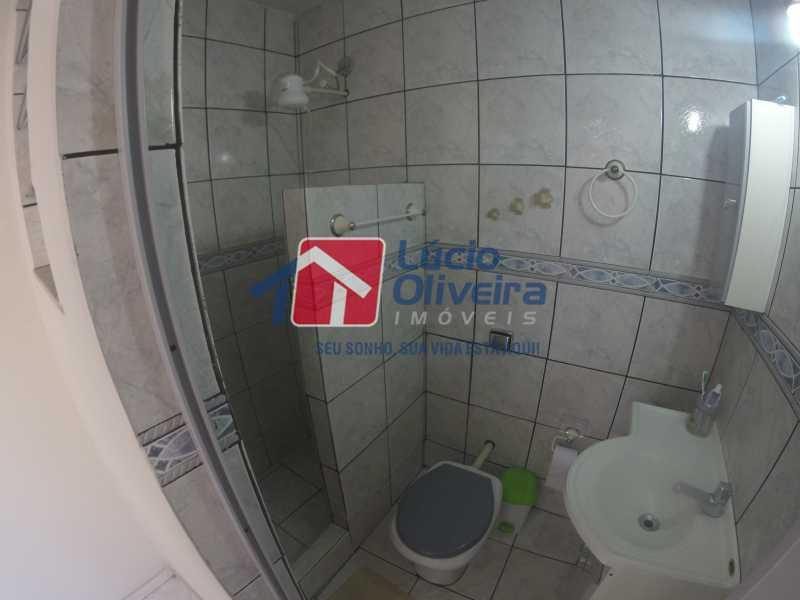 24- Suite - Casa à venda Rua Tarira,Vicente de Carvalho, Rio de Janeiro - R$ 1.365.000 - VPCA50032 - 24