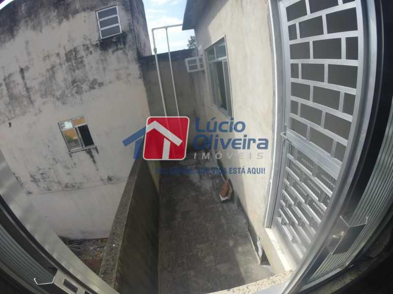 26- Varanda Segundo Andar - Casa à venda Rua Tarira,Vicente de Carvalho, Rio de Janeiro - R$ 1.365.000 - VPCA50032 - 27