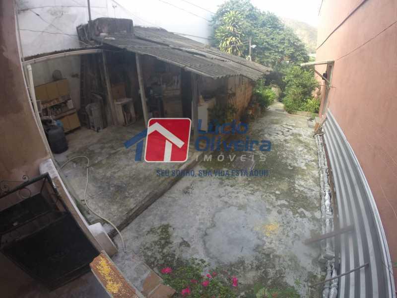 27- Quintal - Casa à venda Rua Tarira,Vicente de Carvalho, Rio de Janeiro - R$ 1.365.000 - VPCA50032 - 28