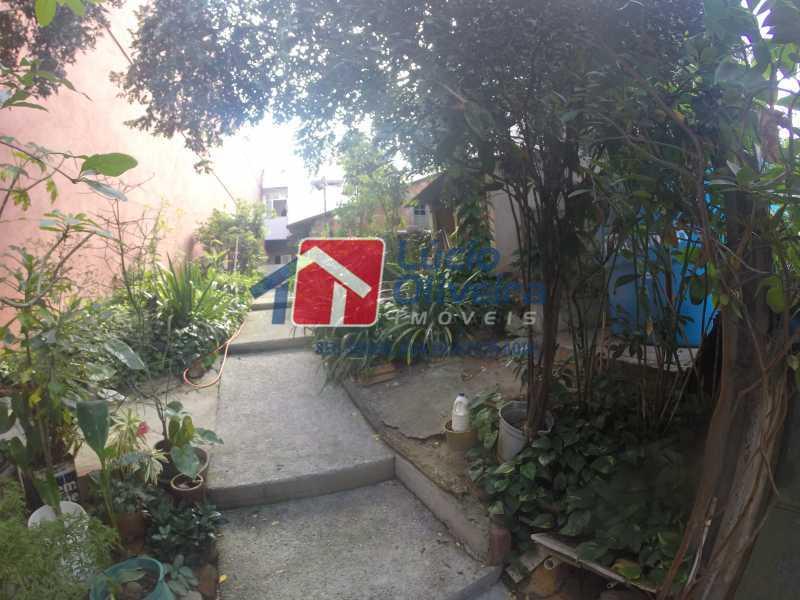 30- Quintal - Casa à venda Rua Tarira,Vicente de Carvalho, Rio de Janeiro - R$ 1.365.000 - VPCA50032 - 31