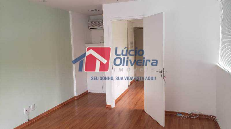 2- Sala - Sala Comercial 30m² à venda Avenida Embaixador Abelardo Bueno,Barra da Tijuca, Rio de Janeiro - R$ 180.000 - VPSL00026 - 3