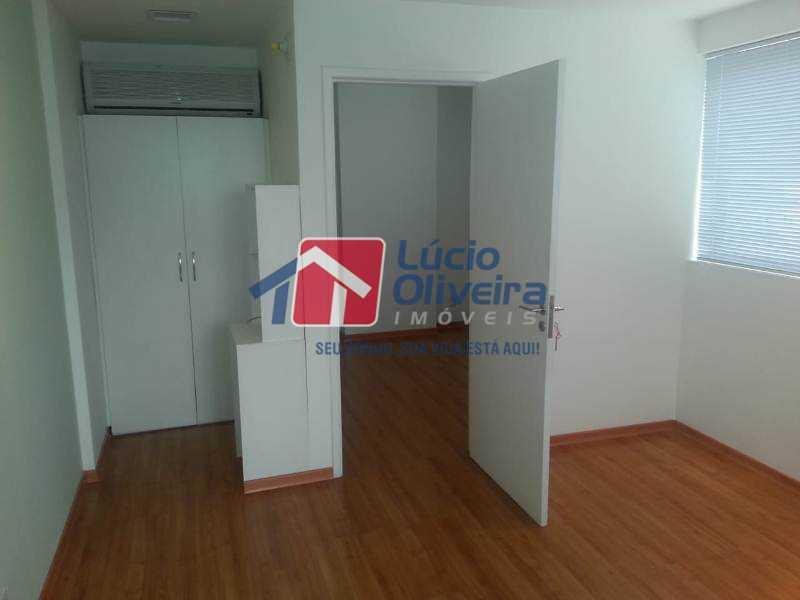 5 Sala - Sala Comercial 30m² à venda Avenida Embaixador Abelardo Bueno,Barra da Tijuca, Rio de Janeiro - R$ 180.000 - VPSL00026 - 6