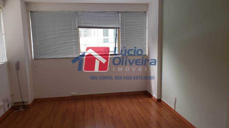 8- Sala - Sala Comercial 30m² à venda Avenida Embaixador Abelardo Bueno,Barra da Tijuca, Rio de Janeiro - R$ 180.000 - VPSL00026 - 9