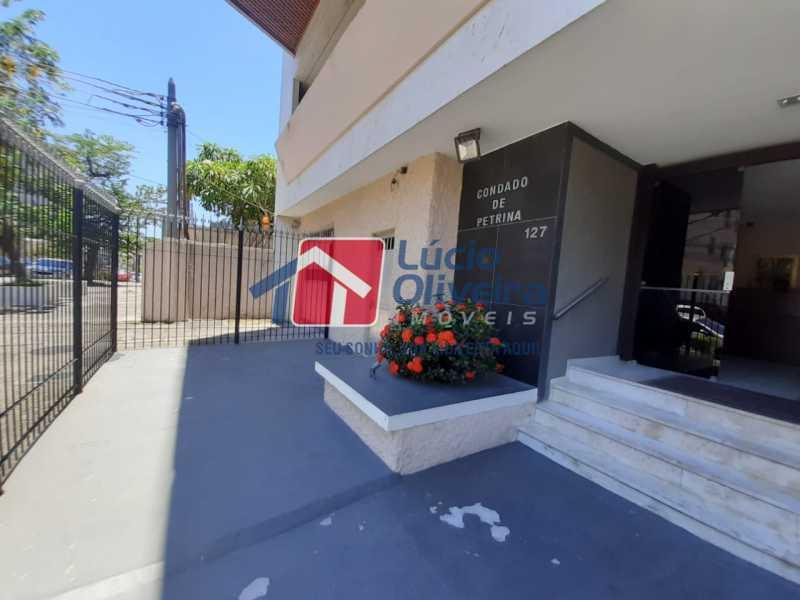 01 - Apartamento à venda Rua São João Gualberto,Vila da Penha, Rio de Janeiro - R$ 440.000 - VPAP21514 - 1