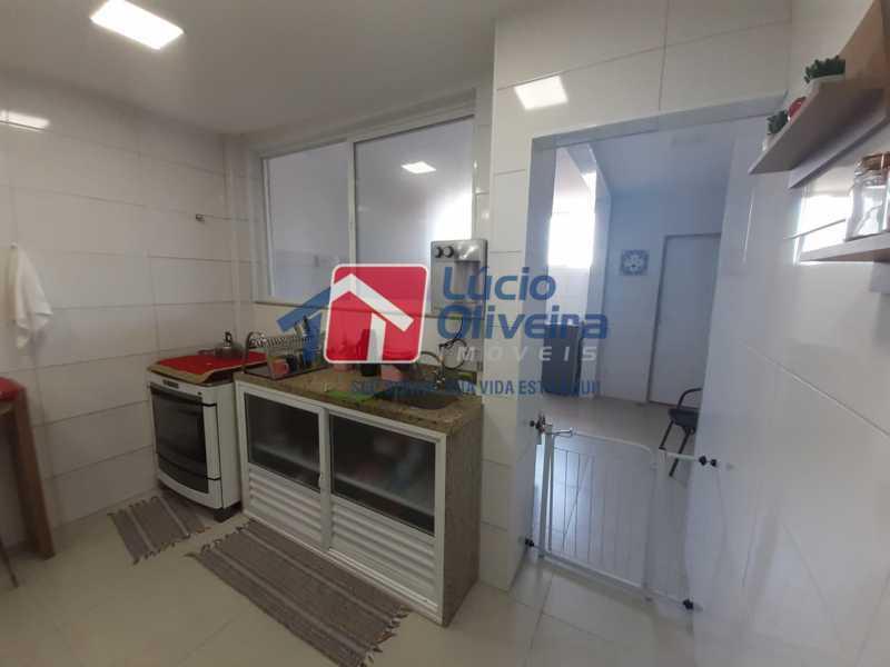 15 - Apartamento à venda Rua São João Gualberto,Vila da Penha, Rio de Janeiro - R$ 440.000 - VPAP21514 - 16