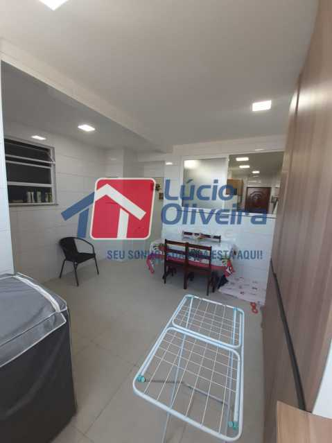 19 - Apartamento à venda Rua São João Gualberto,Vila da Penha, Rio de Janeiro - R$ 440.000 - VPAP21514 - 20