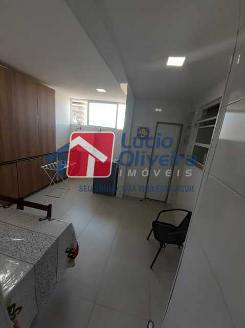 20 - Apartamento à venda Rua São João Gualberto,Vila da Penha, Rio de Janeiro - R$ 440.000 - VPAP21514 - 21