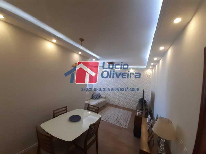 08 - Apartamento à venda Rua São João Gualberto,Vila da Penha, Rio de Janeiro - R$ 440.000 - VPAP21514 - 9