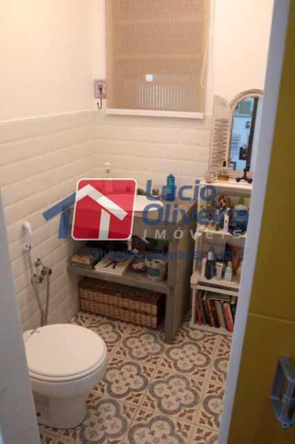 07- BH Social - Apartamento à venda Rua Grajaú,Grajaú, Rio de Janeiro - R$ 480.000 - VPAP30362 - 9