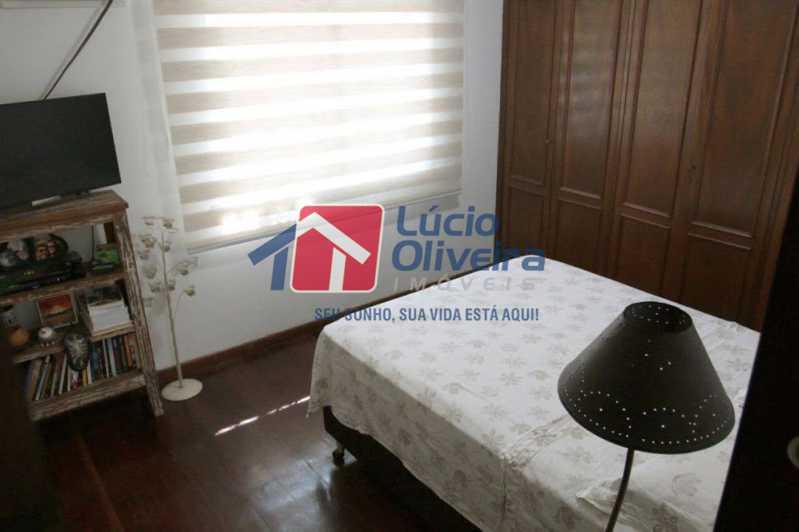 11- Quarto S. - Apartamento à venda Rua Grajaú,Grajaú, Rio de Janeiro - R$ 480.000 - VPAP30362 - 10