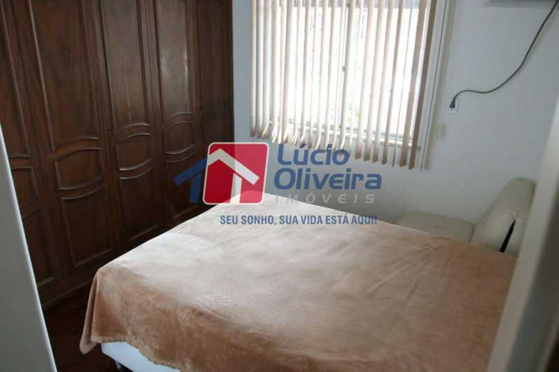 14- Quarto C. - Apartamento à venda Rua Grajaú,Grajaú, Rio de Janeiro - R$ 480.000 - VPAP30362 - 14
