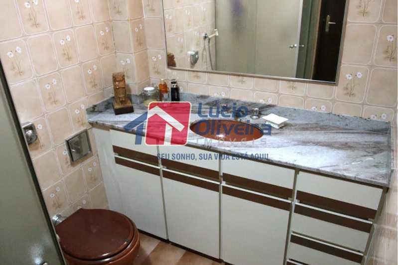 19- Suite - Apartamento à venda Rua Grajaú,Grajaú, Rio de Janeiro - R$ 480.000 - VPAP30362 - 16