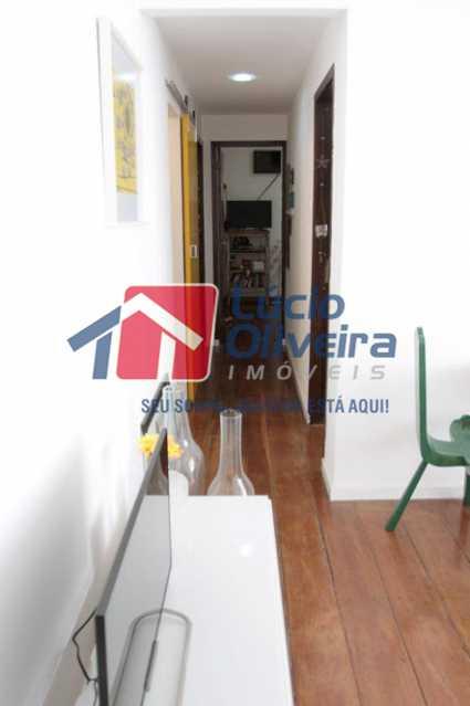 21- Circulação - Apartamento à venda Rua Grajaú,Grajaú, Rio de Janeiro - R$ 480.000 - VPAP30362 - 18