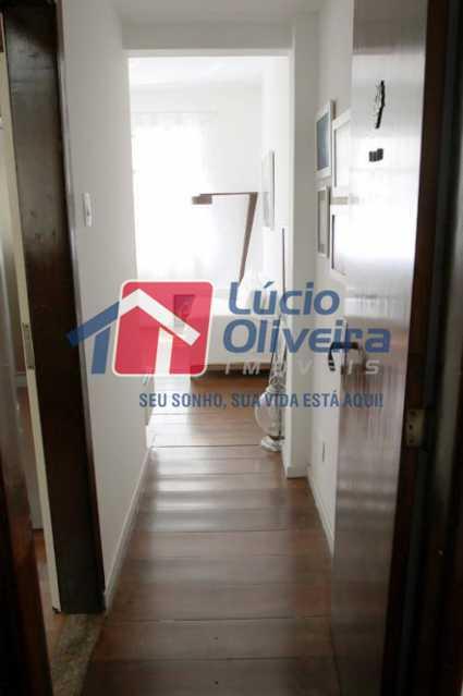 22- Circulação - Apartamento à venda Rua Grajaú,Grajaú, Rio de Janeiro - R$ 480.000 - VPAP30362 - 19