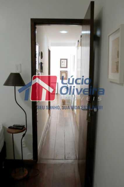 23- Circulação - Apartamento à venda Rua Grajaú,Grajaú, Rio de Janeiro - R$ 480.000 - VPAP30362 - 20