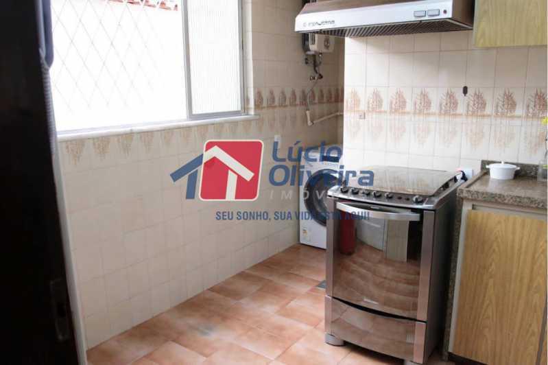 25- Cozinha - Apartamento à venda Rua Grajaú,Grajaú, Rio de Janeiro - R$ 480.000 - VPAP30362 - 21