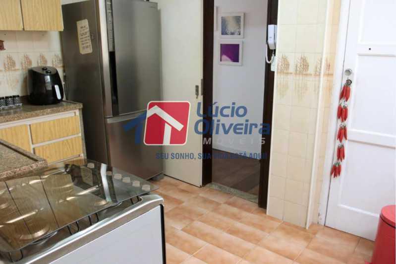 26- Cozinha - Apartamento à venda Rua Grajaú,Grajaú, Rio de Janeiro - R$ 480.000 - VPAP30362 - 23
