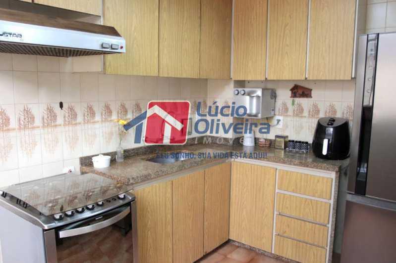27- Cozinha - Apartamento à venda Rua Grajaú,Grajaú, Rio de Janeiro - R$ 480.000 - VPAP30362 - 24