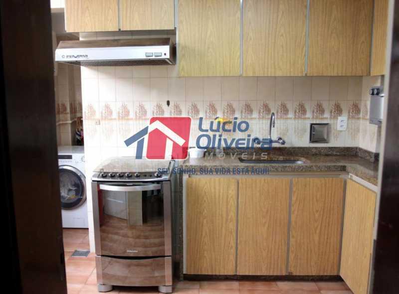 28- Cozinha - Apartamento à venda Rua Grajaú,Grajaú, Rio de Janeiro - R$ 480.000 - VPAP30362 - 25