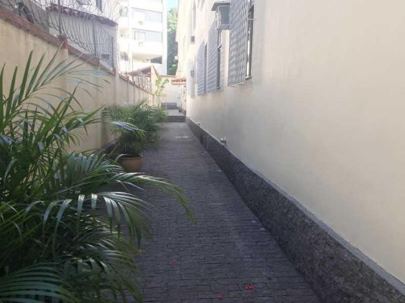 Circulação prédio - Apartamento à venda Rua Grajaú,Grajaú, Rio de Janeiro - R$ 480.000 - VPAP30362 - 26