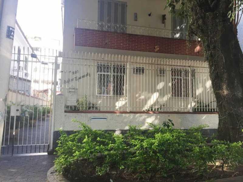 fachada prédio - Apartamento à venda Rua Grajaú,Grajaú, Rio de Janeiro - R$ 480.000 - VPAP30362 - 27