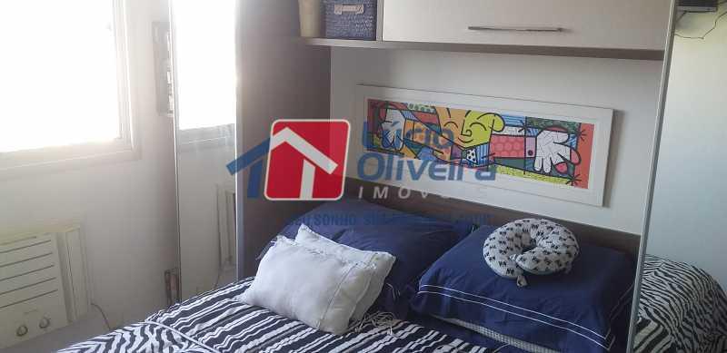 6 - Quarto Casal - Apartamento à venda Estrada Coronel Vieira,Irajá, Rio de Janeiro - R$ 220.000 - VPAP21488 - 7