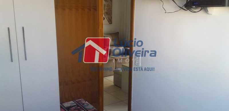 08 - Quarto Casal - Apartamento à venda Estrada Coronel Vieira,Irajá, Rio de Janeiro - R$ 220.000 - VPAP21488 - 9