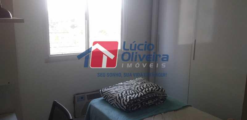 09 - Quarto Solteiro - Apartamento à venda Estrada Coronel Vieira,Irajá, Rio de Janeiro - R$ 220.000 - VPAP21488 - 10