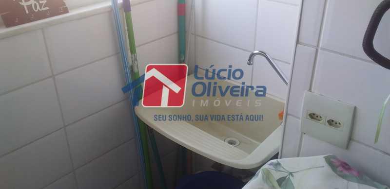14 - Área - Apartamento à venda Estrada Coronel Vieira,Irajá, Rio de Janeiro - R$ 220.000 - VPAP21488 - 15